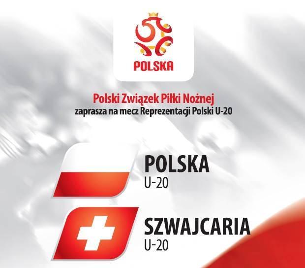 Polska - Szwajcaria na stadionie wPlewiskach
