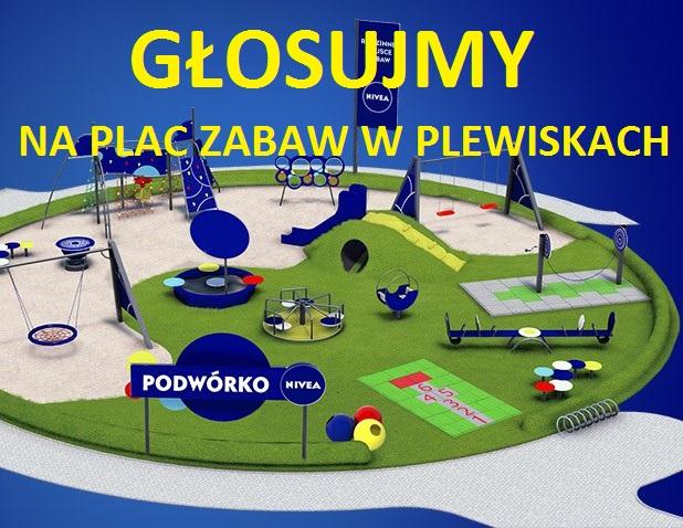Głosujmy na Plewiska